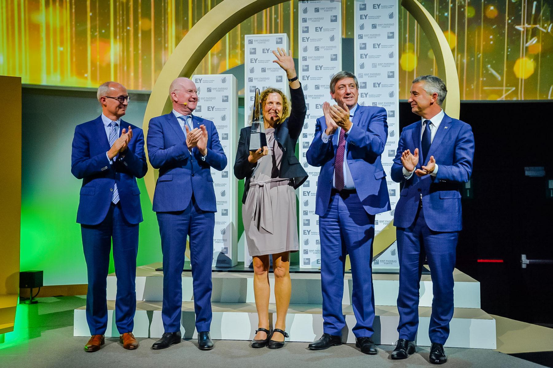Guardsquare Wins the  'Prijs van de Vlaamse Regering voor de Scale-up van het Jaar' 2019