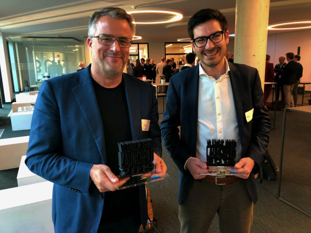 Color Navigator and Mileviewer selected as Best Pitchers at Vlerick iGMO Launchpad Meetup 2019