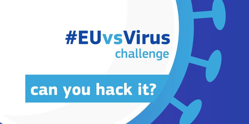 Ruben's team won the EUvsVirus Hackathon issued by the European Commission.